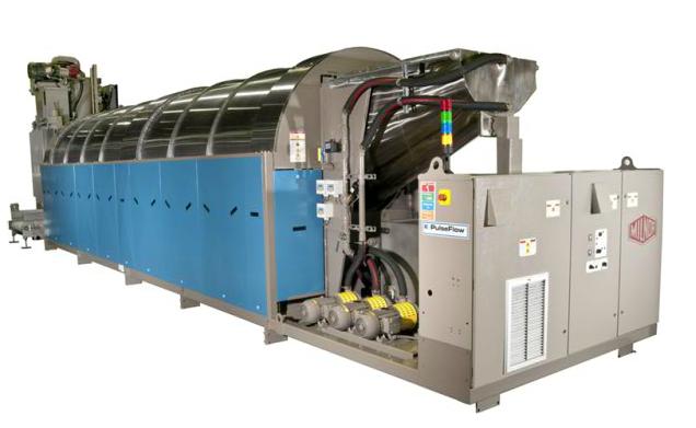 Milnor Washer Machines ~ Loomis bros milnor pbw™ pulseflow batch washers